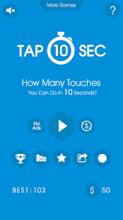 Tap 10 Sec- screenshot thumbnail