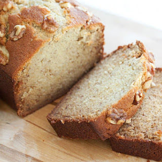 Banana Bread (Banana Cake).