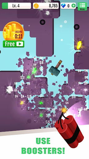Hammer Jump apkpoly screenshots 3