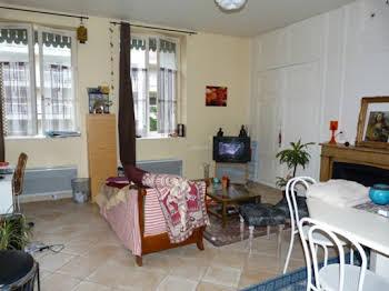 Appartement 2 pièces 55,16 m2