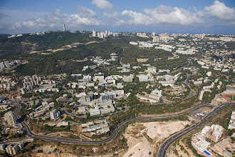 Photo: The Technion Campus, Haifa, Israel