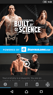 Built by science by cellucor android apps on google play built by science by cellucor screenshot thumbnail malvernweather Gallery