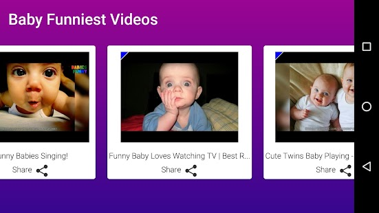 Baby Funniest Videos And Adventure Games - náhled