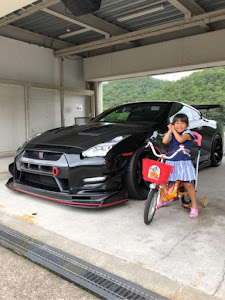 NISSAN GT-R  2011 ブラックエディションのカスタム事例画像 あつさんの2018年09月17日11:28の投稿