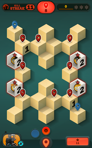 Zombie Sweeper: Minesweeper Action Puzzle 1.1.015 screenshots 13