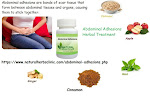 Abdominal Adhesions Herbal Treatment