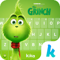 Baby Grinch Keyboard Theme APK