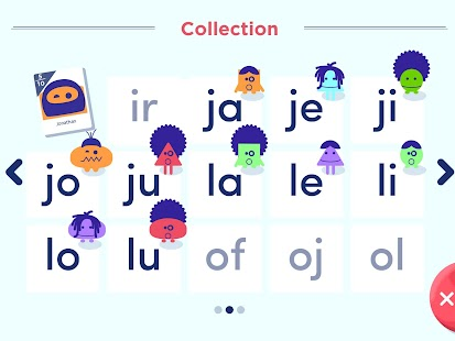 Montessori French Syllables- screenshot thumbnail