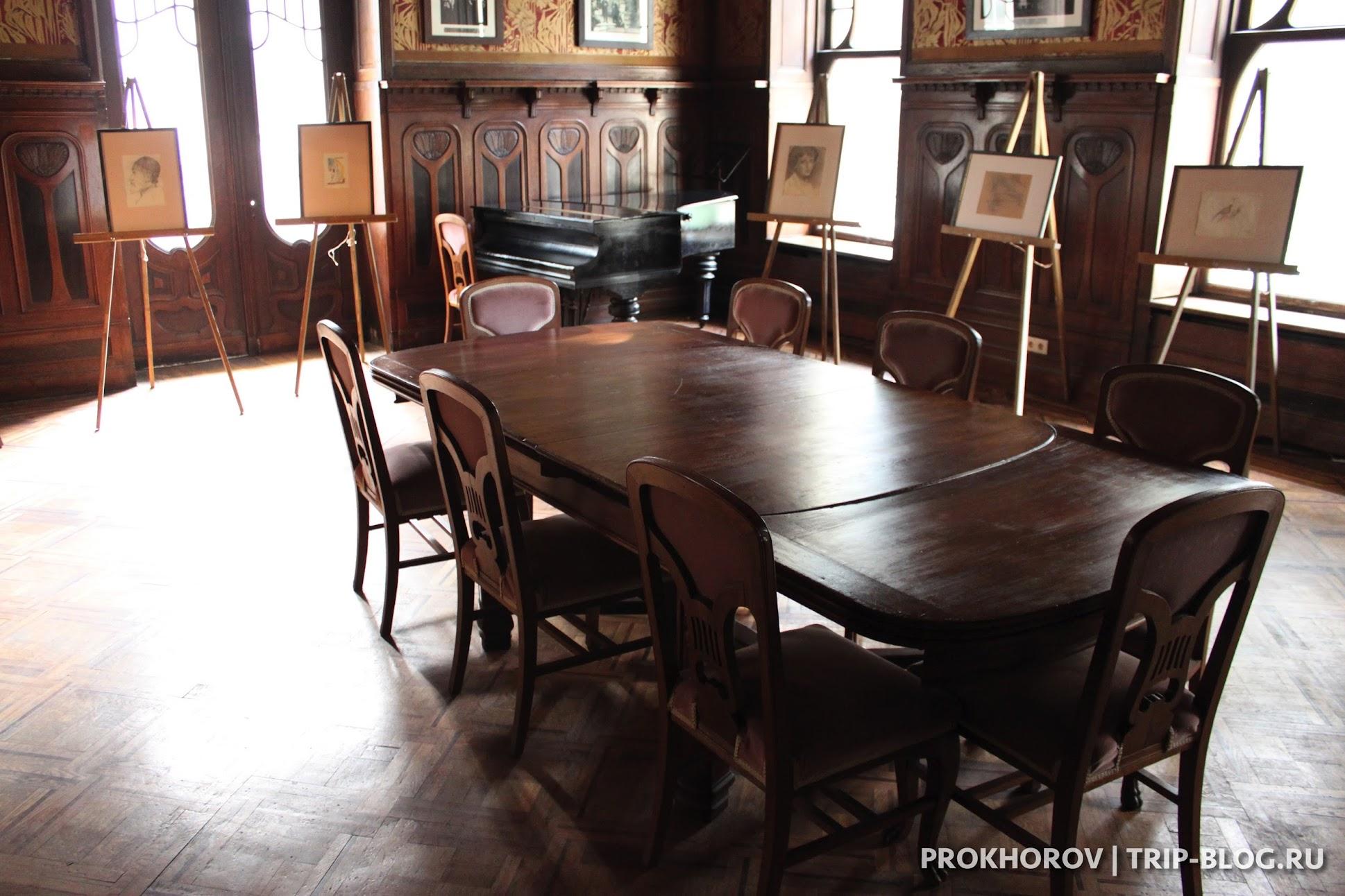 Дом писателей в Тбилиси