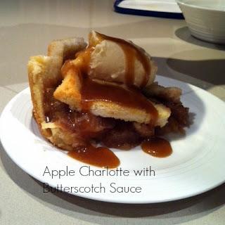 Apple Charlotte.