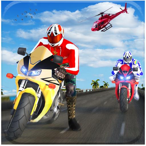 Bike Attack Racing Games 2018: Xtreme Bike Fight (game)