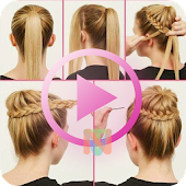 Hairstyle Video Tutorial 2018