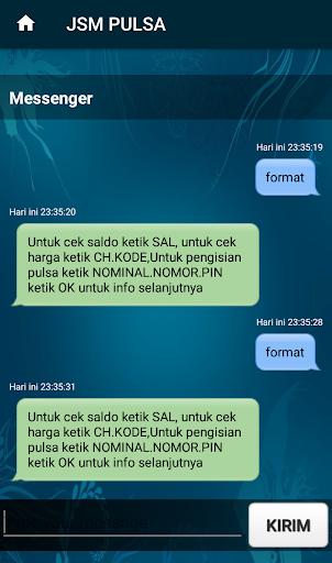 JSM PULSA 2.4 screenshots 5
