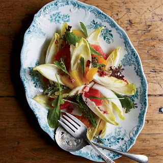 Endive and Citrus Salad with Bacon Vinaigrette