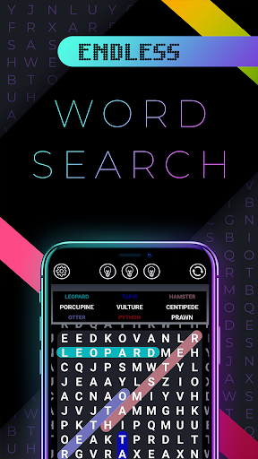 Endless Word Search 1.9 screenshots 5