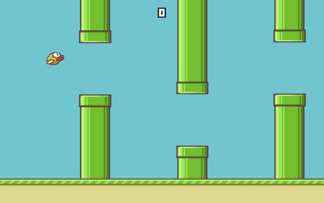 Flappy Bird | Clumsy Bird