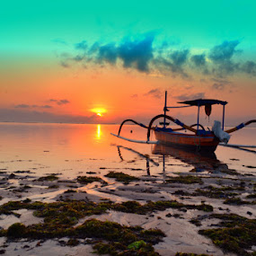 by Agus Mahaputra - Transportation Boats
