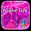 Night Life GO Launcher Theme icon