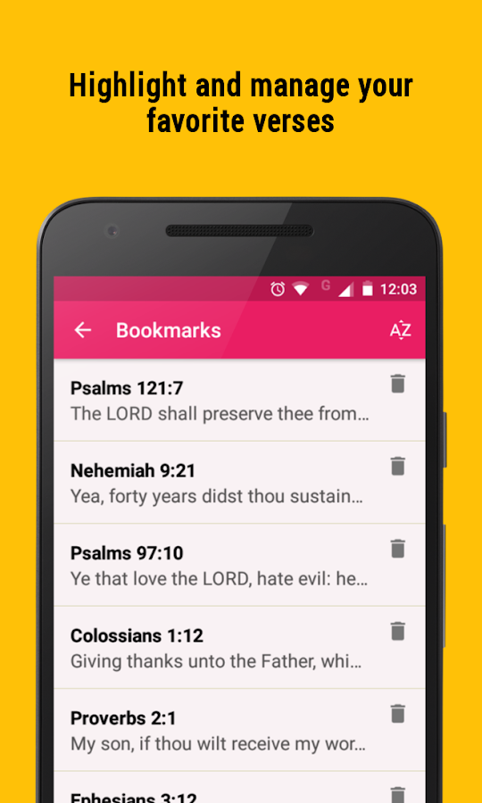 Bible Promise Box- screenshot