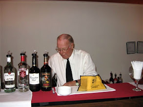 Photo: the intrepid barman