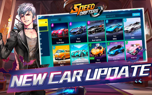 Garena Speed Drifters screenshot 4