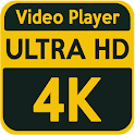 4K Video Player icon