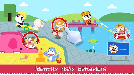 Baby Panda's Kids Safety APK screenshot thumbnail 4