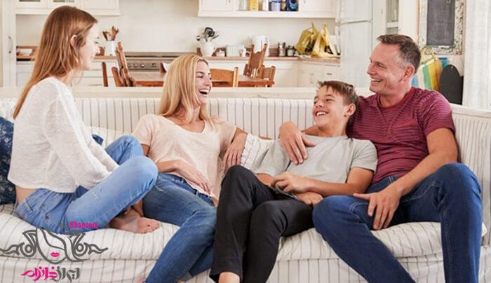 جلسات منظم خانوادگی