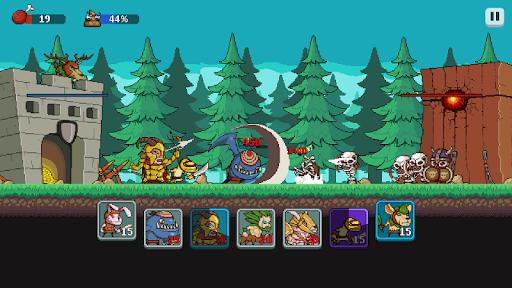 Monsters War: Epic TD Strategy Offline Games 1.0.4 screenshots 1