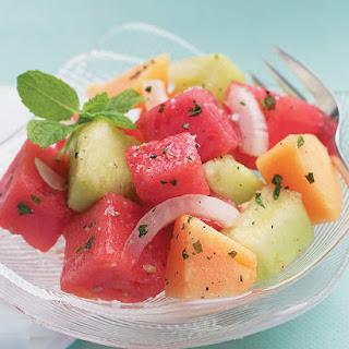 Melon Salad.