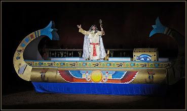 """Photo: Шарм эль Шейх. Во дворце """"Тысяча и одна ночь"""". Историческое шоу."""