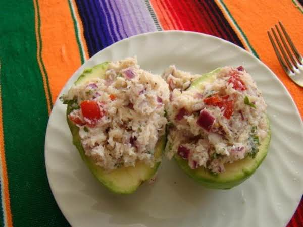 Avocado And Crab Salad Recipe
