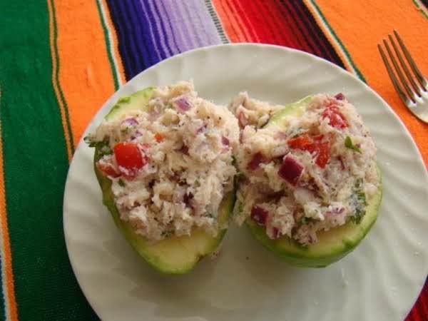 Avocado And Crab Salad