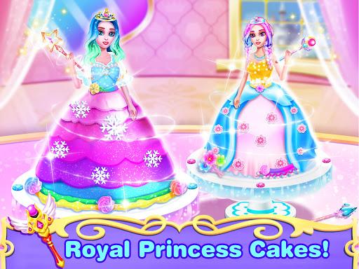 Princess Cake Bakery- Frost Cakes Baking Salon 1.6 Screenshots 4