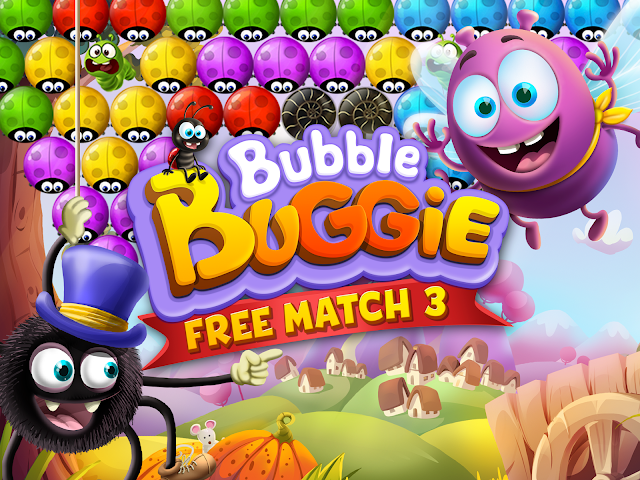 android Bubble Buggie Pop Screenshot 5