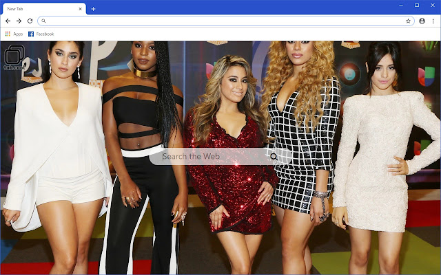 Cool Fifth Harmony HD Wallpapers Music Theme