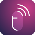 Telepad - remote mouse & keyboard icon