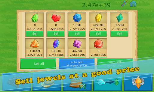 Idle Gold gem clicker  screenshots EasyGameCheats.pro 4