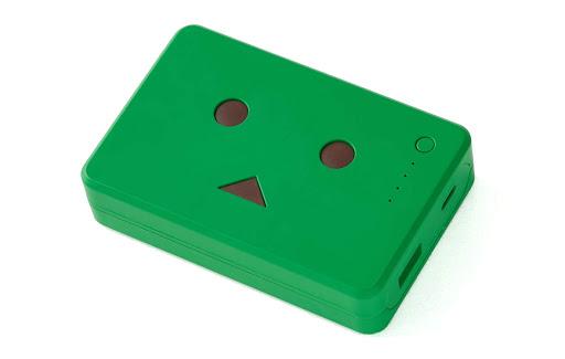 Pin sạc dự phòng không dây Cheero Power Plus Danboard CHE-096 (10050mAh) (Xanh lá)-2