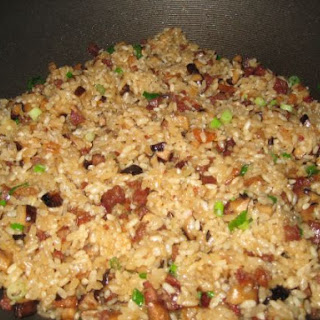 Chinese Sticky Rice / Chow Lor Mei Fan