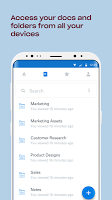 screenshot of Dropbox Paper