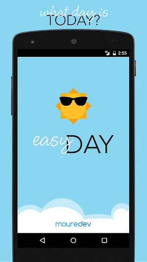 Easy Day -Smile it's your DAY