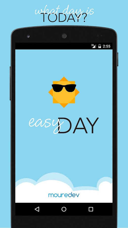 Easy Day -Smile,it's your DAY!- screenshot