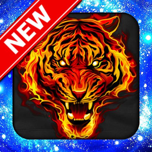 White Tiger Wallpaper Aplikacionet Ne Google Play