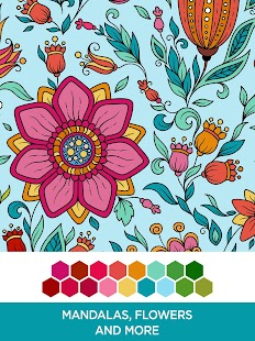 Coloring Book - Mandalas - Android Apps on Google Play