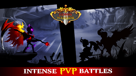 Demon Warrior: Stickman Shadow – Fight Action RPG 7