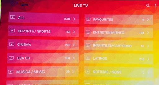 BASS IPTV 1.5.0 screenshots 4