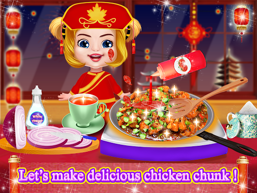 Chinese Food Maker - Yummy Cooking Chef Recipe 2.0 screenshots 3