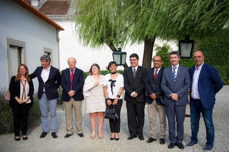 Santos Silva elogia investimento na Quinta da Pacheca