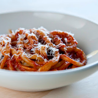Tomato-Fennel Pasta Sauce.